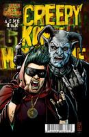 Creepy Kofy Movie Time Comic