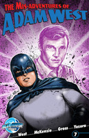 The Mis-Adventures of Adam West: Volume 2, Issue #7