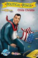 Political Power: Chris Christie LIMITED EDITION COVER