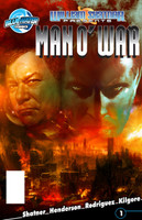 William Shatner Presents: Man O' War #1