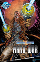 William Shatner Presents: Man O' War #2
