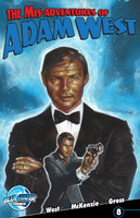 The Mis-Adventures of Adam West: Volume 2, Issue #8