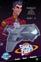 Tom Corbett: Space Cadet: Danger in Deep Space #4