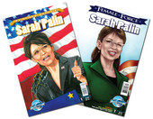 Female Force: Sarah Palin #1