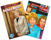 Female Force: Barbara Walters