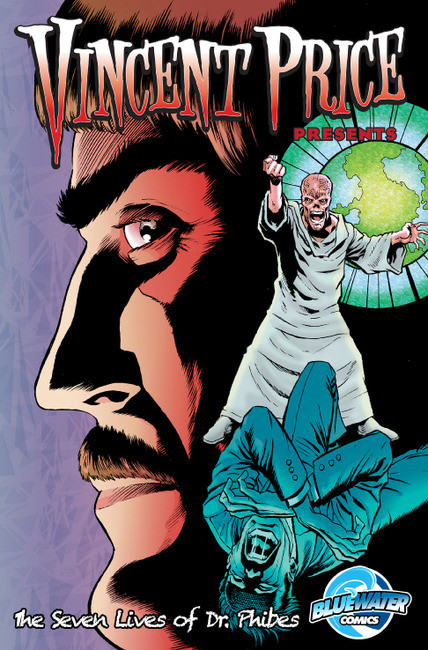 Vincent Price Dr Phibes Collected Edition Graphic Novel Comic