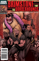 Brimstone and the Borderhounds Issue #5: Contest Issue