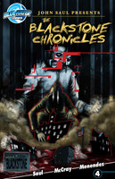 John Saul's The Blackstone Chronicles #4