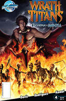 Wrath of the Titans: Revenge of Medusa Issue #4