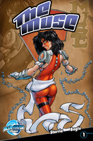 The Muse #1 LIMITED EDITION COVER