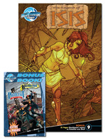 The Legend of Isis #9 (BONUS Flip Book/TWO books in ONE)
