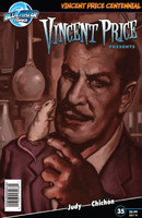 Vincent Price Presents #35