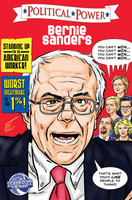 Political Power: Bernie Sanders (LIMITED EDITION COVER)