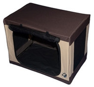 Travel Lite Soft Dog Crates - 21""