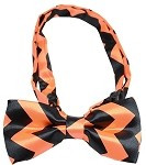 Chevron Dog Bow Ties