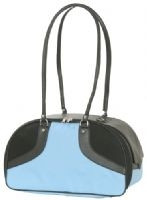 ROXY Turquoise & Black Dog Carrier