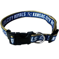 Kansas City Royals Dog Collar