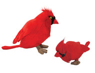 Mighty Dog Toy Nature - Carl the Cardinal