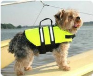 Yellow Dog Life Jacket
