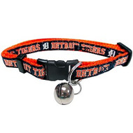 Detroit Tigers Cat Collar