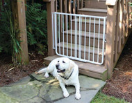 Outdoor Safety Dog Gate SS30D (Stairway Special)