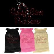 Candy Cane Princess Sweater (Various Colors)