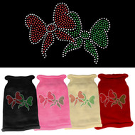 Holiday Bows Rhinestone Sweater (Various Colors)