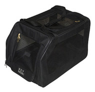 Black Dog Car Seat/Carrier