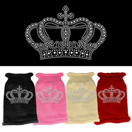 Rhinestone Crown Sweater (Various Colors)