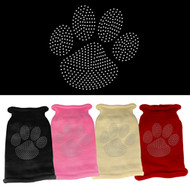 Paws On Rhinestone Sweater (Various Colors)