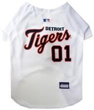 Detriot Tigers Dog Jersey
