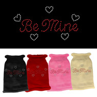 Be Mine Valentine Dog Sweater (Various Colors)