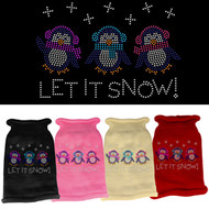 Rhinestone Penguin Sweater (Various Colors)