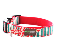 Peppermint Patty Dog Collar