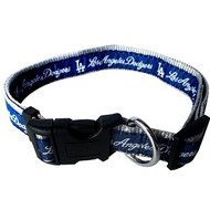 LA Dodgers Dog Collar