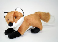 Hendrix the Fox Dog Toy