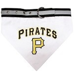 Pittsburgh Pirates Dog Bandana Collar
