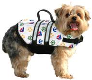 Nautical Dog Life Jacket
