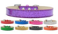18mm Tulsa Ice Cream Sparkling Dog Collar
