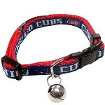 Chicago Cubs Cat Collar