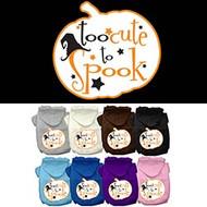Too Cute To Spook Hoodie