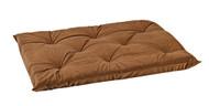 Toffee Tufted Dog Cushion