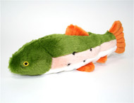 Ruby the Rainbow Trout Dog Toy