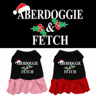 Aberdoggie & Fetch Dog Dress
