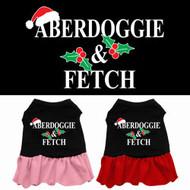 Aberdoggie & Fetch Dog Dress