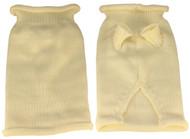 Plain Knit Dog Sweater (Multiple Colors)