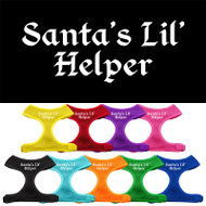 Santa's Little Helper Dog Harness