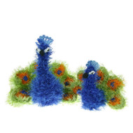 Peacock Dog Toy