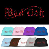 Bad Dog Rhinestone Dog Shirt