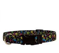 Cupcakes Birthday Collection Dog Collar